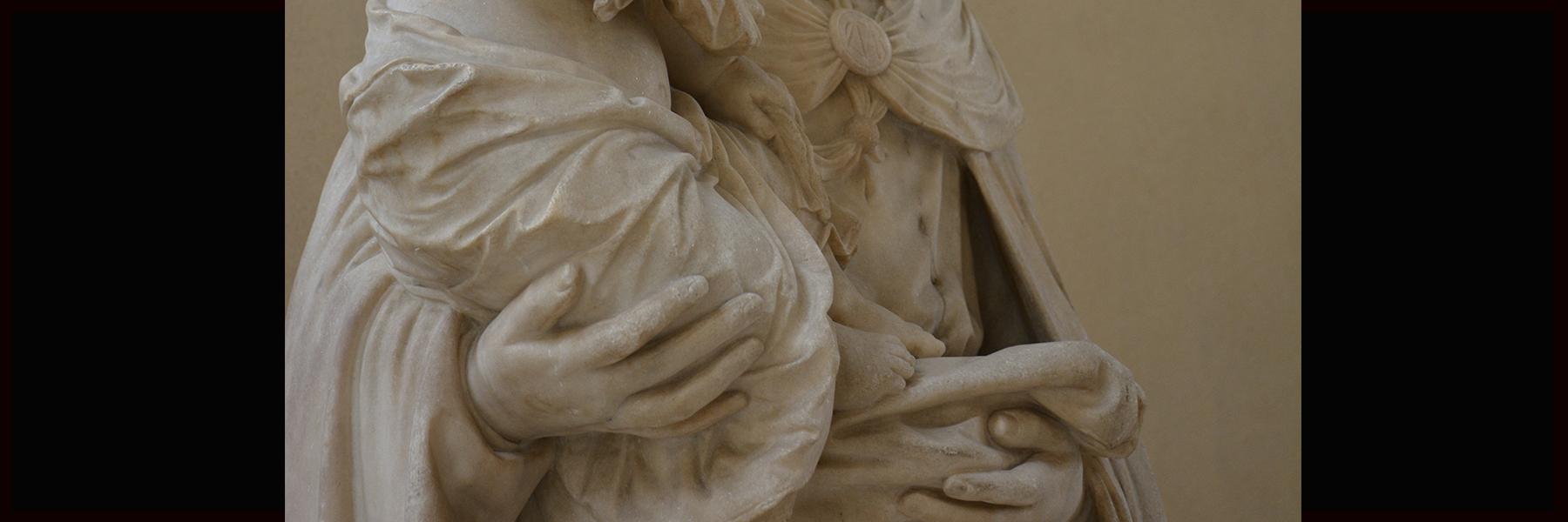 Vierge à l'Enfant d'Olivet