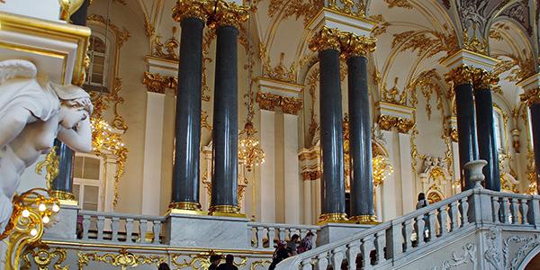 Sculpture3D à Saint-Pétersbourg